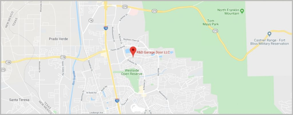El Paso Garage Door Repair
